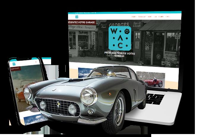 Web Auto Concept (WAC)